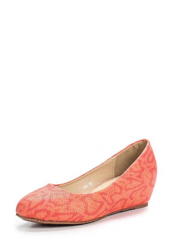 Туфли Coco Perla 344 оранжевые