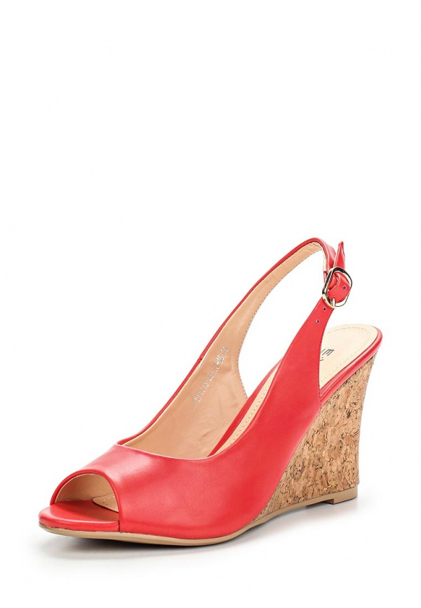 Босоножки Evita EV1013-29-10-15 красные