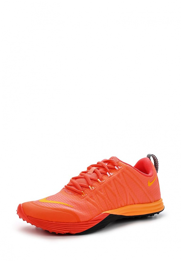 Кроссовки Nike 653528-801 оранжевые