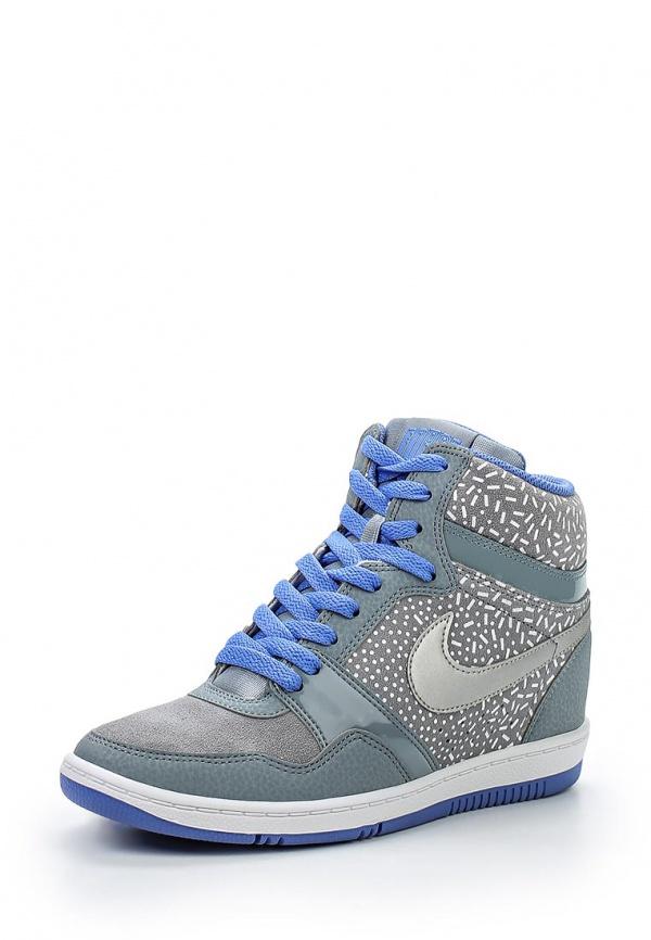Кроссовки Nike 705148-002 серые