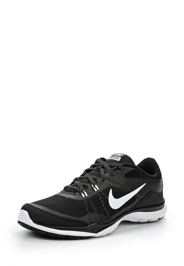 Кроссовки Nike 724858-001 чёрные