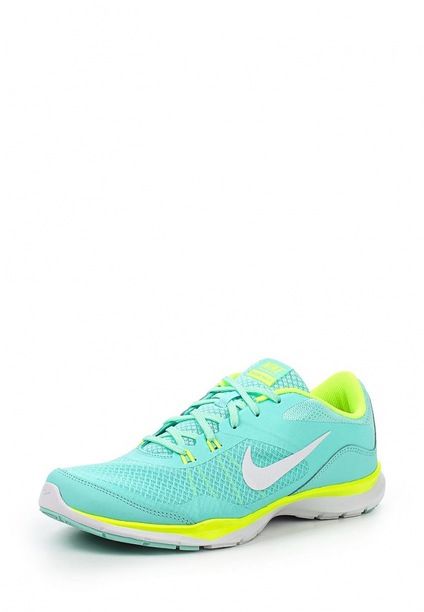 Кроссовки Nike 724858-300 голубые