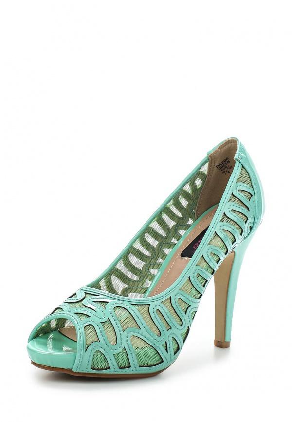 Туфли Sergio Todzi PA206 зеленые