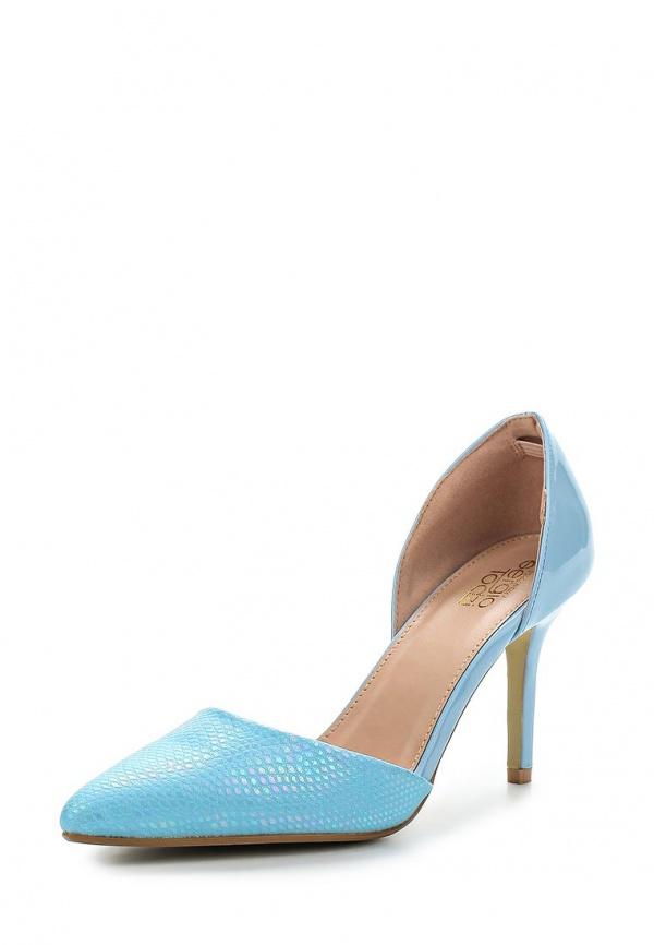 Туфли Sergio Todzi R161 голубые