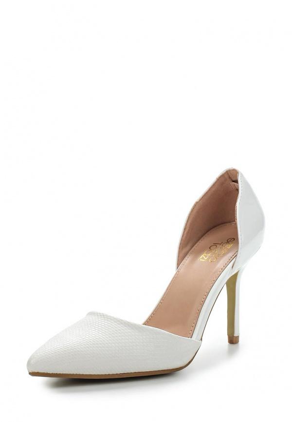 Туфли Sergio Todzi R161 белые