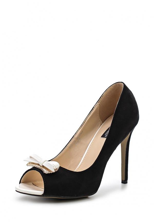 Туфли Sergio Todzi RMD1292 чёрные