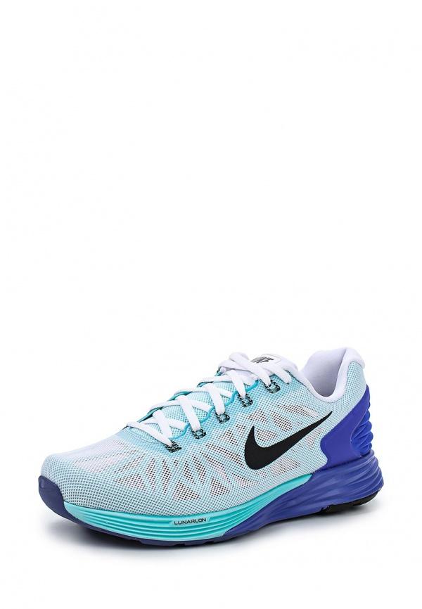 Кроссовки Nike 654434-107 бирюзовые