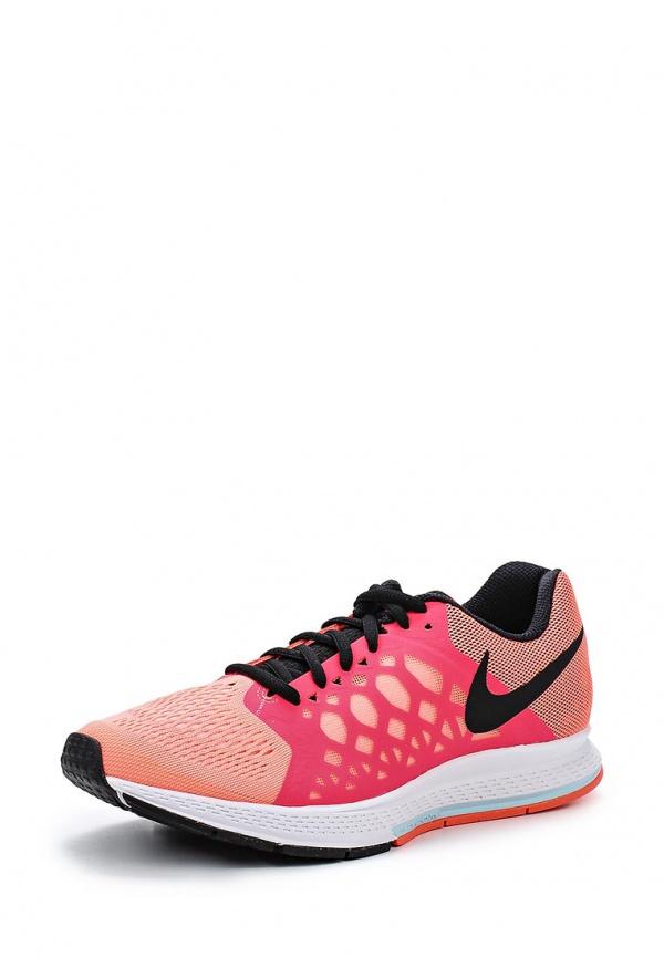 Кроссовки Nike 654486-602 оранжевые