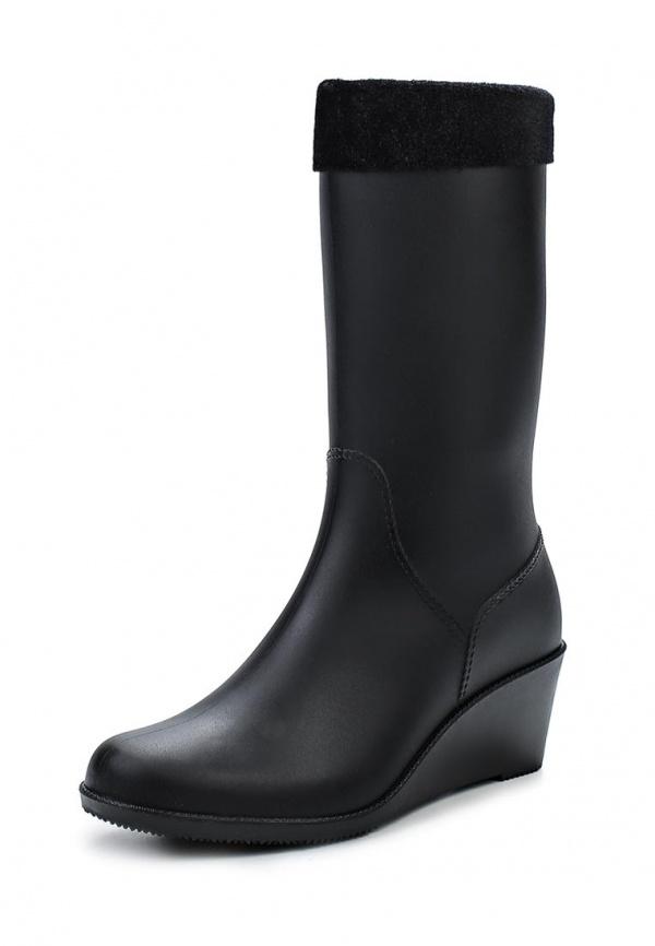 Резиновые сапоги Mon Ami 1513X208K-55 чёрные