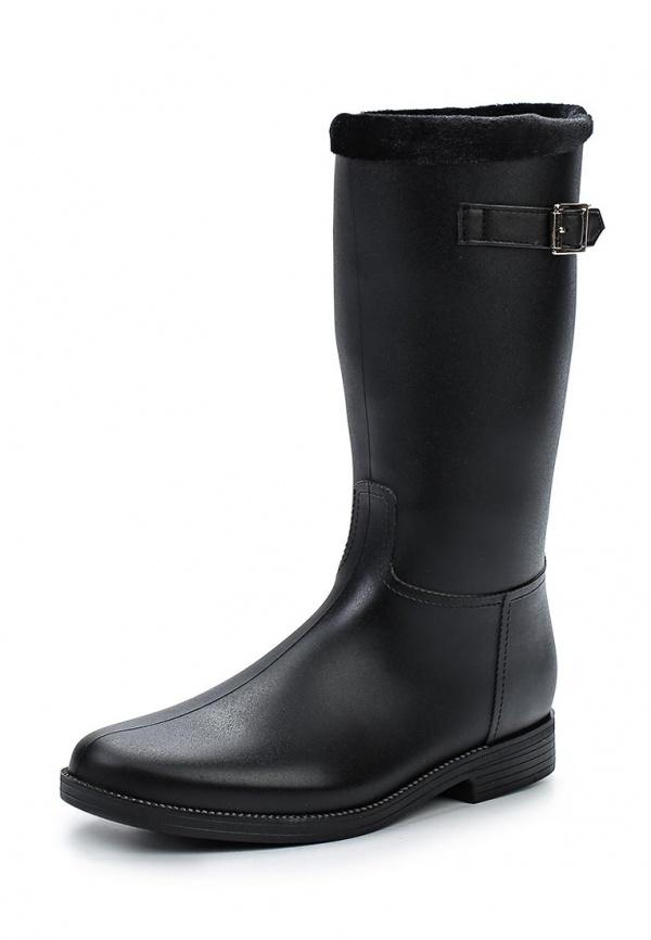 Резиновые сапоги Mon Ami 1513X208K-56 чёрные