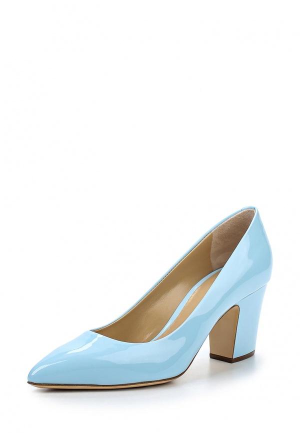 Туфли Vicini Tapeet C56008 голубые