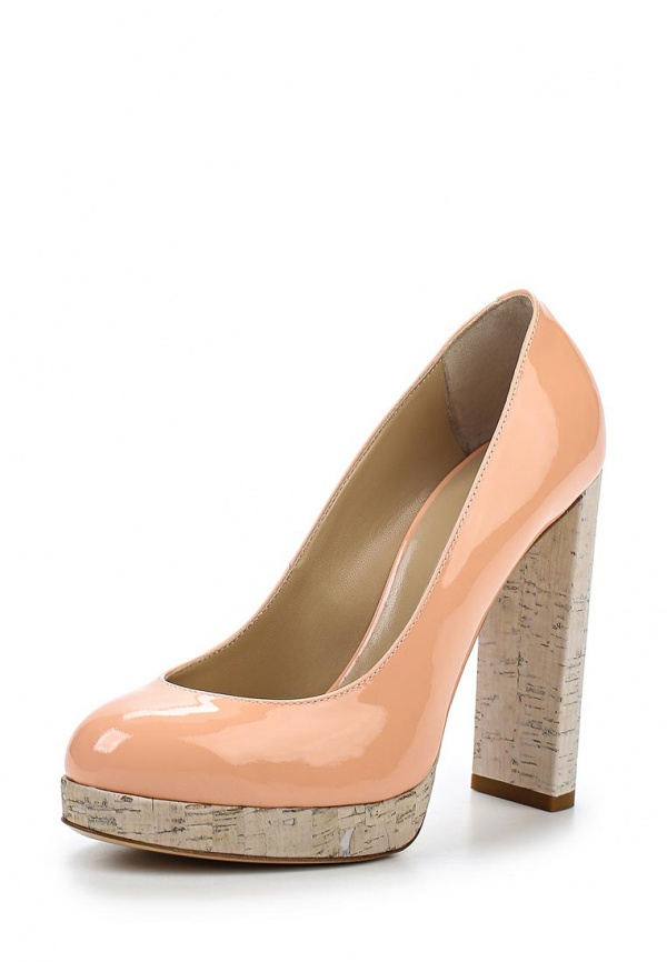 Туфли Vicini C56009 розовые
