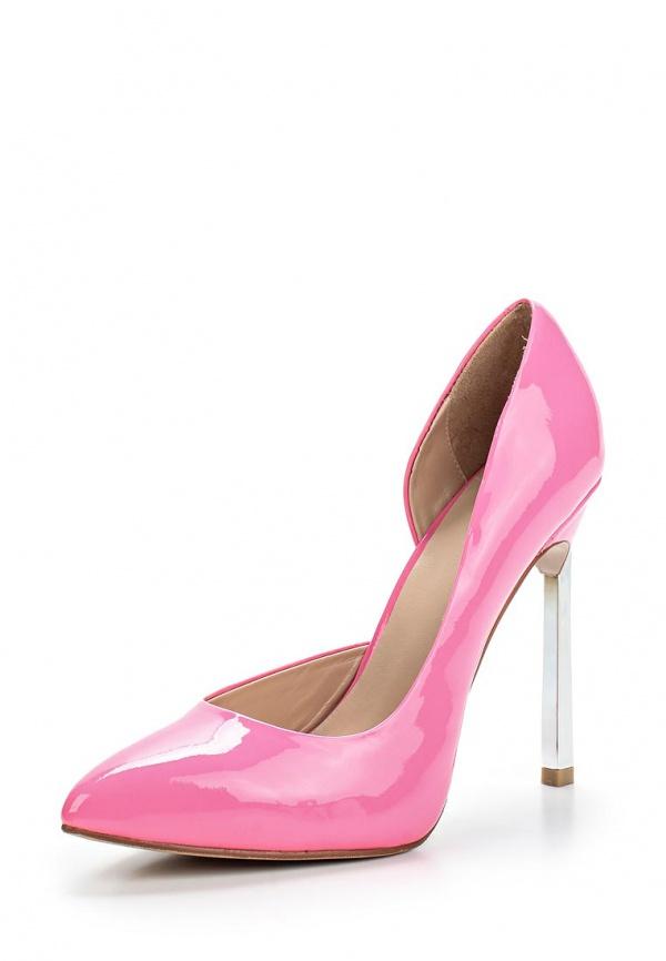 Туфли Mascotte 47-512401-0707 розовые