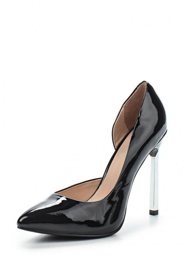 Туфли Mascotte 47-512401-0702 чёрные