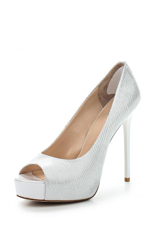 Туфли Mascotte 15-512401-0101 белые