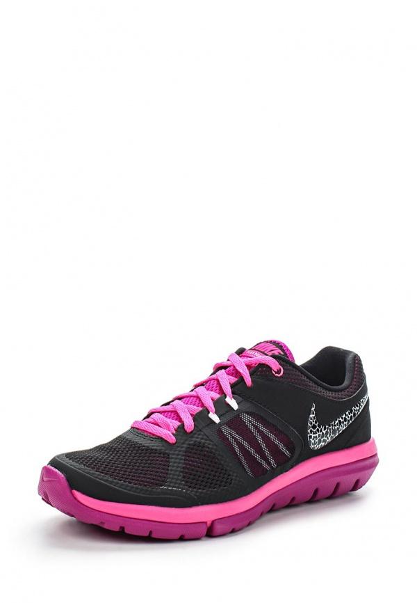 Кроссовки Nike 642780-016 чёрные