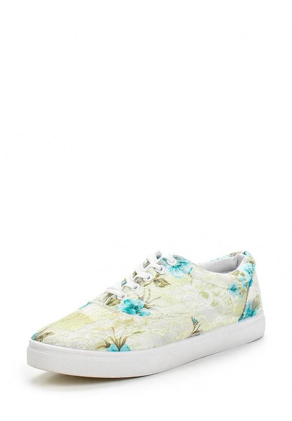 Кеды WS Shoes AM-198 белые
