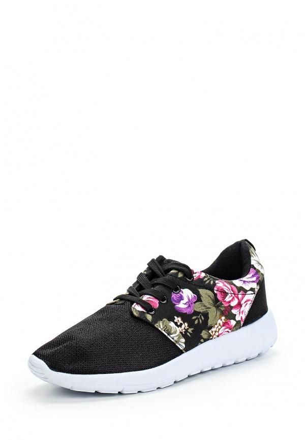 Кроссовки WS Shoes YT-3 чёрные