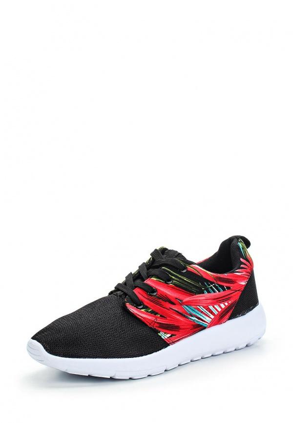 Кроссовки WS Shoes YT-2 чёрные