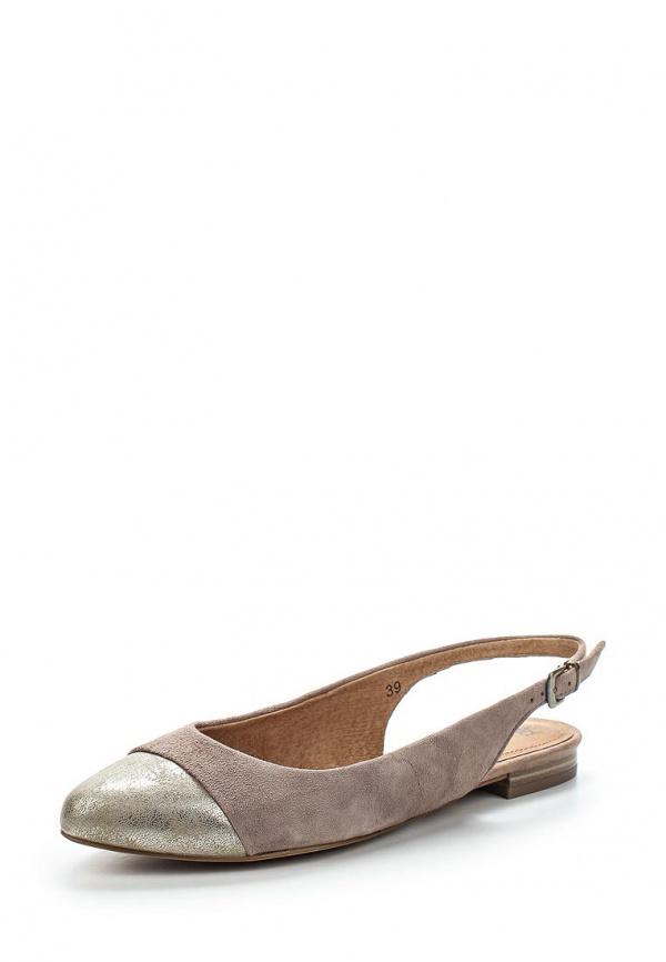 Туфли Caprice 9-9-29402-34-260 бежевые