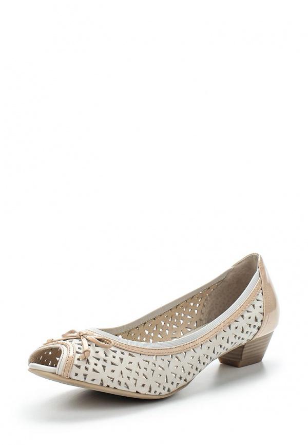 Туфли Caprice 9-9-29100-24-199 бежевые