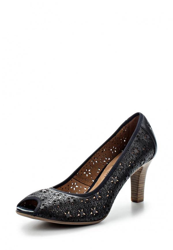 Туфли Caprice 9-9-29300-24-805 синие