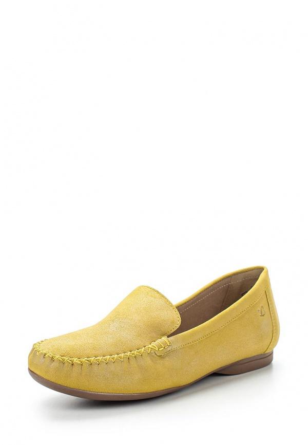 Мокасины Caprice 9-9-24257-24-696 жёлтые