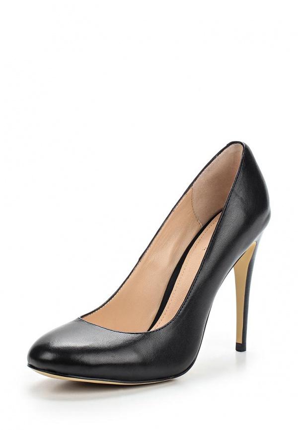 Туфли Mascotte 10-510501-0502 чёрные
