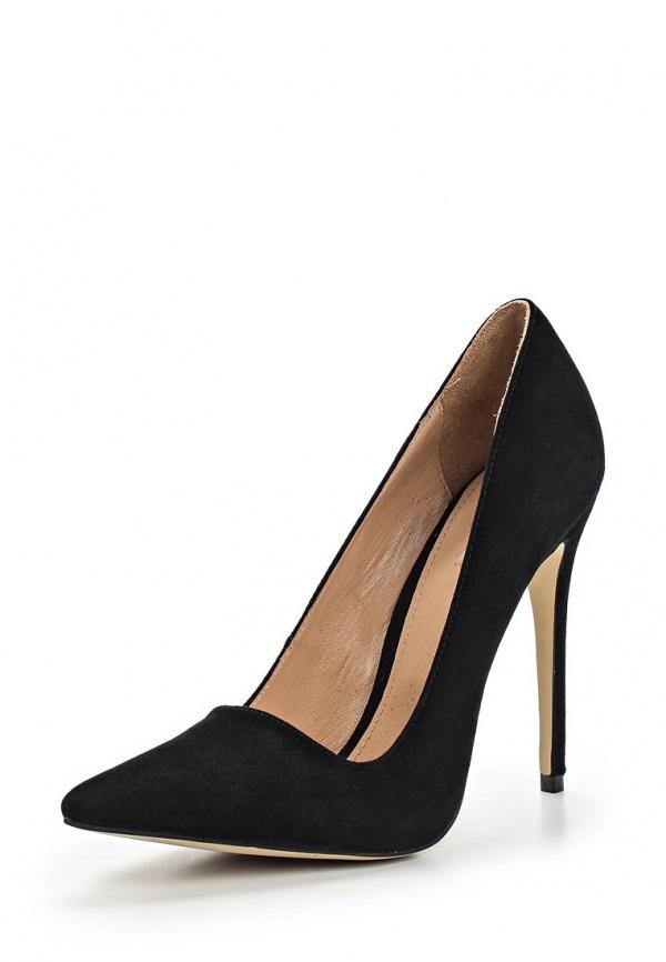 Туфли Mascotte 34-5101806-0602 чёрные