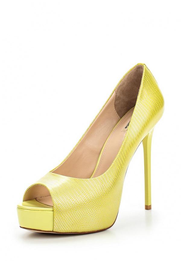 Туфли Mascotte 15-512401-0118 жёлтые