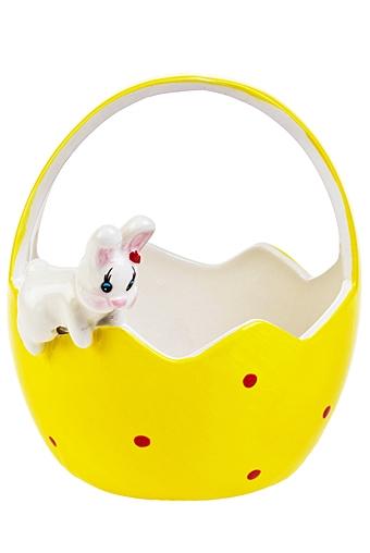 """Подставки для яиц Красный куб Корзинка для яиц """"Резвящийся зайчонок"""""""