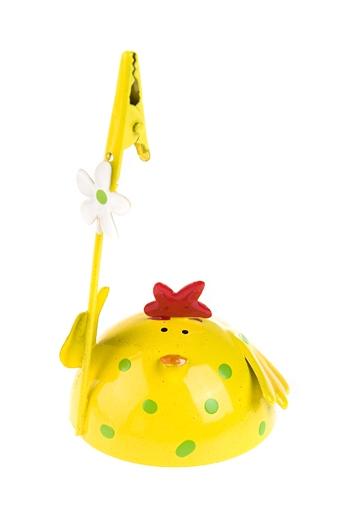 """Держатели-зажимы для фото Красный куб Держатель для фото """"Счастливый цыпленок"""""""