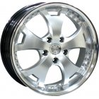 "Racing Wheels H-353 (15""x6.5J 5x100 ET40 D67.1)"