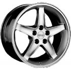 "Racing Wheels H-137 (18""x9J 5x114.3 ET38 D73.1)"