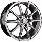 "Racing Wheels H-131 (15""x6.5J 4x108 ET45 D73.1)"
