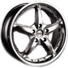 "Racing Wheels H-303 (15""x6.5J 5x100 ET40 D73.1)"