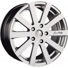 "Racing Wheels H-339 (17""x7.5J 5x114.3 ET42 D73.1)"