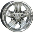 "Racing Wheels H-382 (20""x8.5J 5x130 ET45 D71.6)"