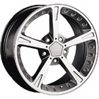 "Racing Wheels H-282 (17""x8J 5x114.3 ET38 D73.1)"