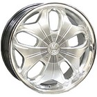 "Racing Wheels H-377 (20""x8.5J 6x139.7 ET15 D110.5)"