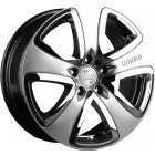 "Racing Wheels H-370 (18""x8J 5x100 ET45 D73.1)"