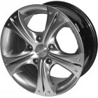 "Racing Wheels H-253 (17""x7J 5x100 ET45 D73.1)"