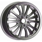 "Racing Wheels H-386 (17""x7J 5x108 ET50 D73.1)"