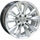 "Racing Wheels H-393 (17""x7.5J 5x120 ET42 D72.6)"
