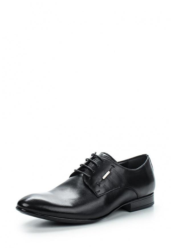 Туфли Vera Victoria Vito 12-504-1-LUX чёрные