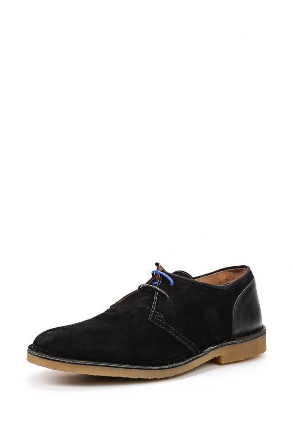 Ботинки Selected Homme 16042329 чёрные