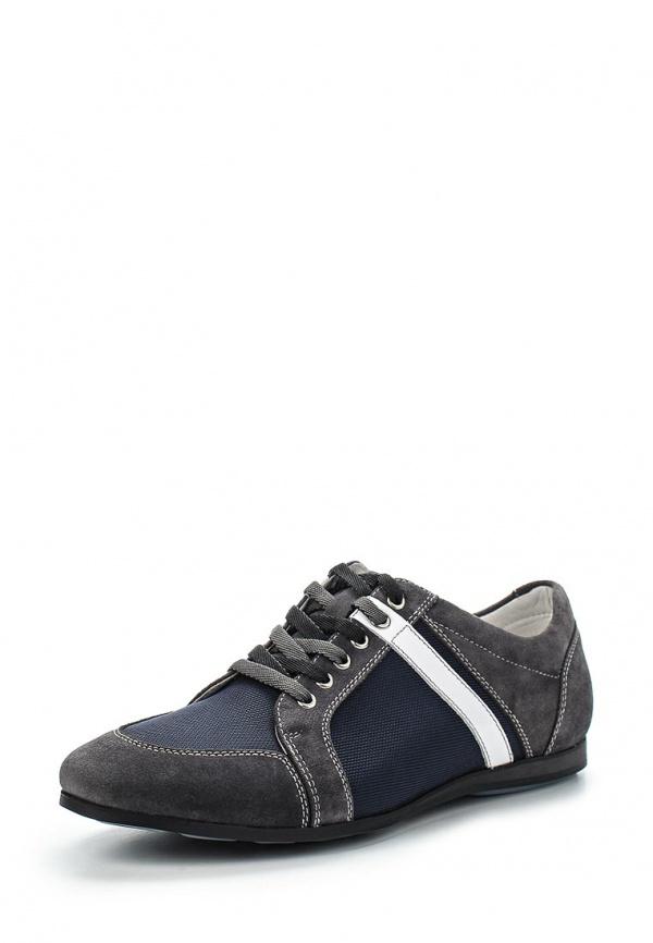 Кроссовки Mascotte 22-513301-0210 серые, синие