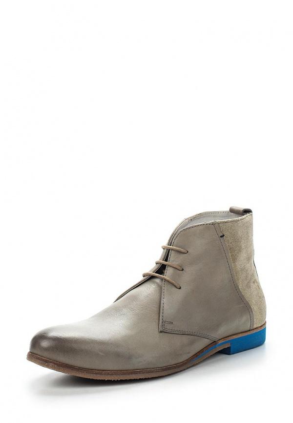 Ботинки McCrain SS15MCS345 серые