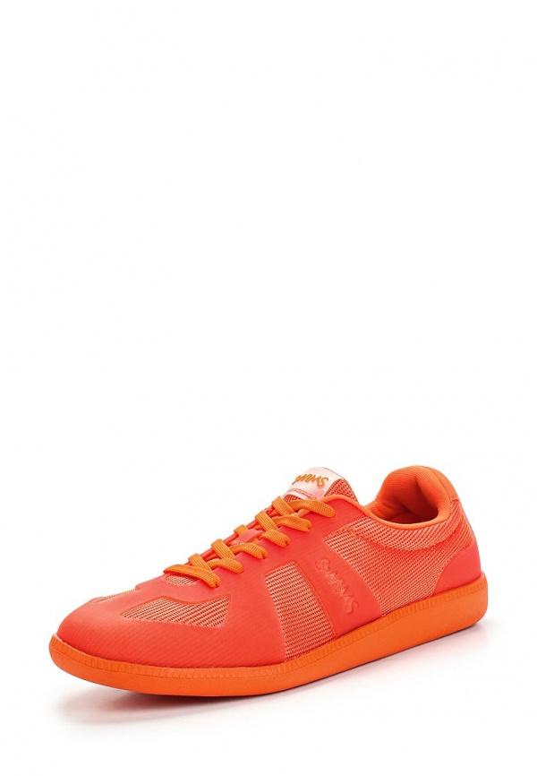 Кеды Swims 750 оранжевые