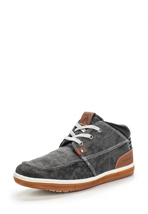 Ботинки Ascot FR 7202 TRENTO серые